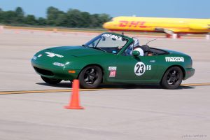 Aug 01, 2015: SCCA Pro Solo - Cincinnati Region at Wilmington Air Park, Wilmington Ohio